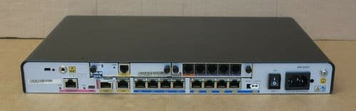 Huawei AR1220V AR1200 Series Enterprise Router with ADSL2-A/M / 4FXS1FX0 Card